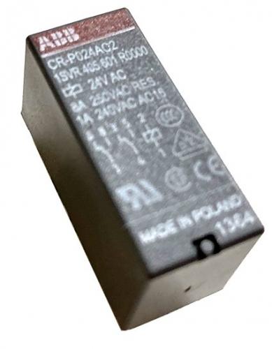 Relay P-I 24V AC 2C/O 8A I/F