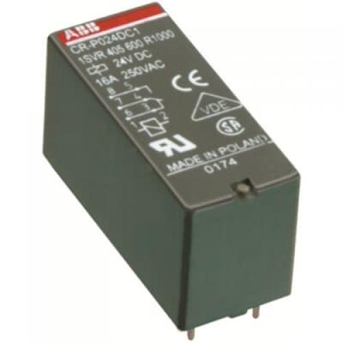 Relay P-I 240V AC 2C/O 8A