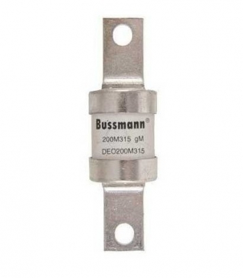 BS88 HRC Fuse Link 200/250A, Offset Tag, 94mm Centres
