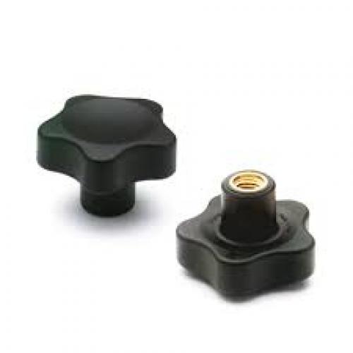 VC.692 Lobe Knob 60mm Diameter Series M12x20mm Internal Thread (Female) VC.692/6
