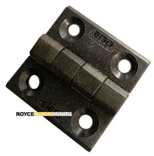 Hinge CFM Series 40mm Wide x 40mm High With 5.5mm Diameter Holes With 25mm Wide