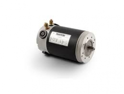 Transtecno 12v DC Motor 100W, 3000RPM, D56 B14A Flange, 9mm Shaft, IP44