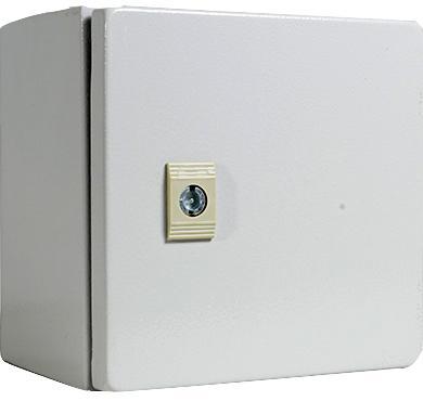 RCG Metal Enclosure 300x200x200mm - Wall mounting