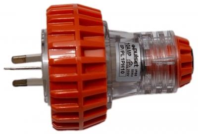 Plug Pulset 3 Pin 15A 1 Phase 240v IP56