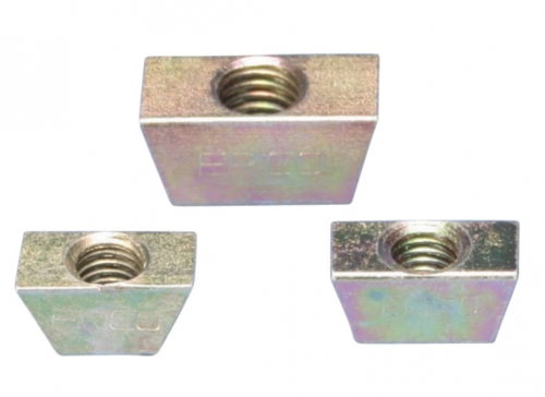 M10 HW wedge nut for dovetail deck hanger - 100 pack