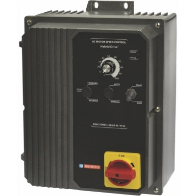 AC NEMA-4X Hybrid Inverter, 460v AC 3 Phase In, Max 10.0 HP, 460v AC 3 Phase Out