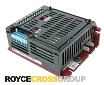 DC SCR Speed Controller, Chassis Mount, Regen Reversing, 115/230v AC, Max 0.75/2