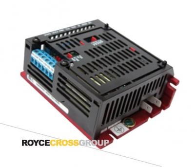 DC SCR Speed Controller, Chassis Mount, Regen Reversing, 115/230v AC, Max 1/6 HP
