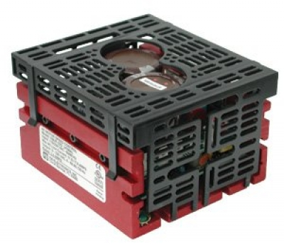 AC Chassis Mount, Inverter, 115/230v AC 1 Phase In, 0.5 HP, 230v AC 3 Phase Out