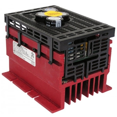 AC Chassis Mount, Inverter, 115/230v AC 1 Phase In, 5.5 Amps 230v AC 3 Phase Out