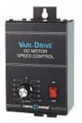 DC SCR Speed Controller, NEMA 1 Non-Reversing, 230v AC, Max 0.75 HP, 180v DC Arm