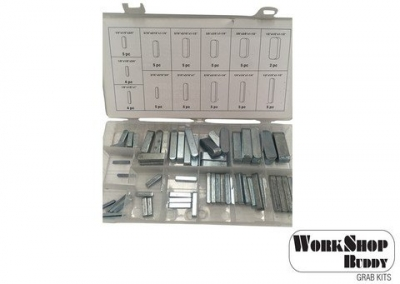 Key Assortment Pack, Imperial 60 Pieces