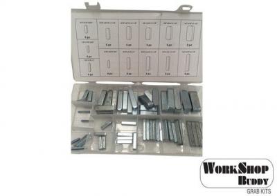 Key Assortment Pack, Metric 60 Pieces