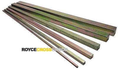 "Key Steel 1"" x 3/4"" - 300mm Length"