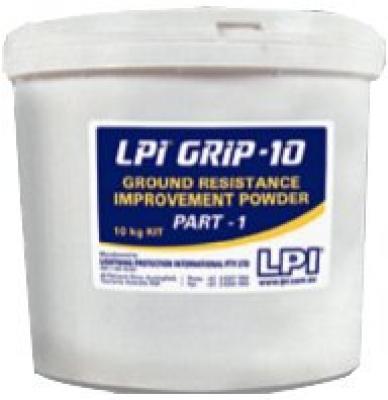 Ground Resistance Improvement Powder Grip-10 10Kg