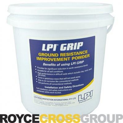 Ground Resistance Improvement Powder Grip-40 40Kg
