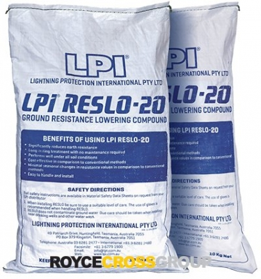 Earth Enhancement Material (Bentonite / Gypsum) 20kg Bag