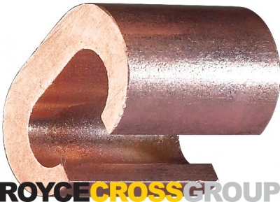 Copper C Connector Compression Clamp - 35-70mm Run/35-70mm Tap