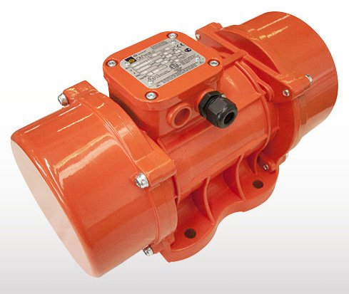Oli Vibrator Motor 0.5kW 3 Phase 230/400V 2 Pole B3 Foot Mount 50Hz