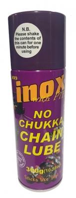 INOX No Chukka Bike Chain Spray MX9-300G