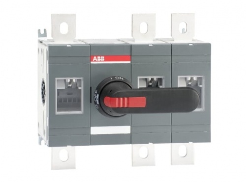 Load Break Switch, 630 Amp 415V, Comes With Handle & Shaft