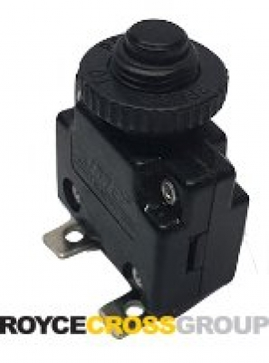 7A electric motor overload reset switch