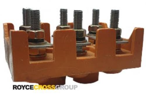RCG D160 terminal block