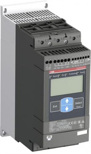 ABB SOFT STARTER, Rated 37kW / 500V, 30kW / 400V