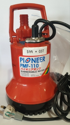 Pump Pioneer Submersible PMF110