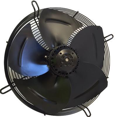 RCG Axial Fan 6 Pole 500mm 415v With Terminal Box