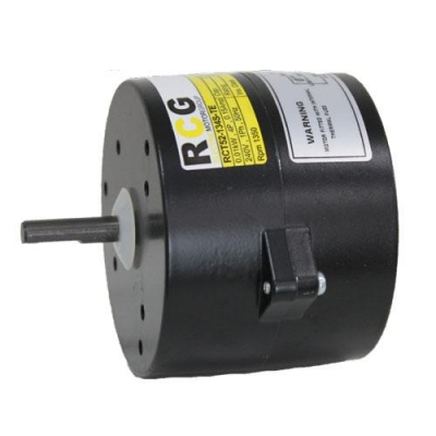 RCG RCT52 1/50H Pole 1 Phase 4 Pole 1300RPM 20W Single Shaft 440v Fridgemaster E