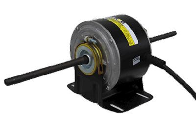 RCG RCT74 40W 1 Phase 4 Pole 1350/3 Speedeed Double Shaft Blower Motor