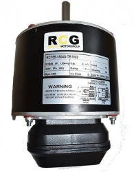 RCG 85 180w 1380rpm 1spd single shaft 1/4hp 4p