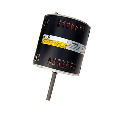 RCG 85 lug mount 315W 4p extended NDE shaft/rear end shield tacho groove