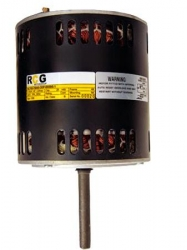RCG RCT85 425W Variable Speed Single Shaft 1 Phase 4 Pole Band Mount Shaft Down