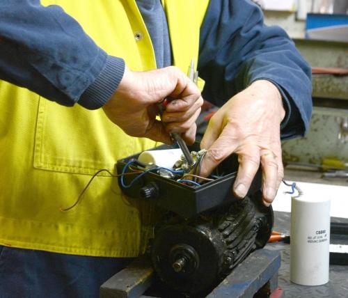 Repair / Rewind Motor