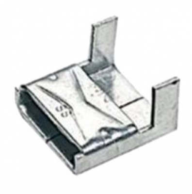 Wing-Type Buckle (SS304) Suits 12mm Banding - 100 pack