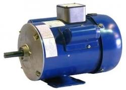 """CG GF6025 B56 0.37kW 4p TEFC F B3 foot mount 1 phase 240V rolled steel 5/8"""" shaf"""
