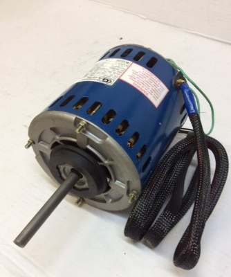 Crompton Greaves B48 0.6kW 3speed 1phase 240V turbo electric motor