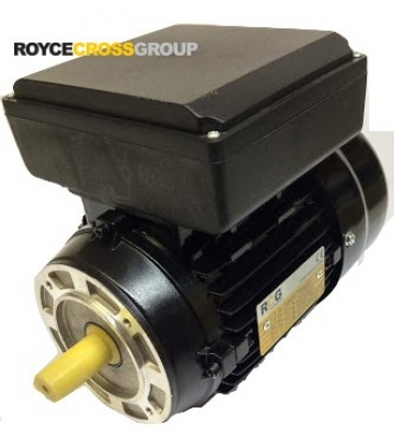 RCG alloy D80 0.75kW 2p B14A flange 1 phase 240V IP55