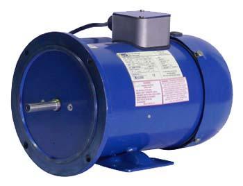 CG GF8645 PSC B56 0.75kW 4p TEFC F class insulation B3 foot & oil burner flange