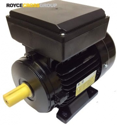RCG Alloy ML90S 1.5kW 2P TEFC B3 Foot Mount 1 Phase 240V IP55 CSCR Electric Moto