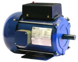 CG GF6595 B100S 2.2kW 4P TEFC F B3 foot mount 1 phase 240V motor