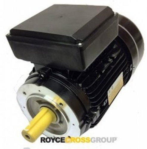 RCG alloy ML100L 2.2Kw 4P TEFC B3/5 foot/flange 240V IP55 CSCR 24mm shaft