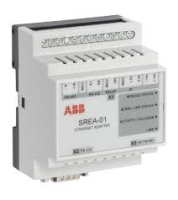 ABB VF Drive Option IP Connect