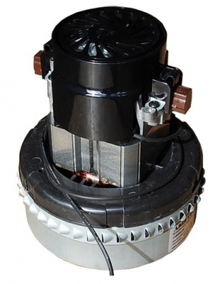 Vacuum motor 119656-00 145mm two-stage bypass tangential 240V