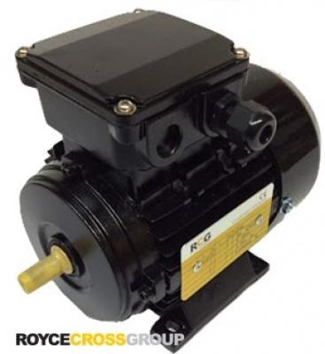 RCG alloy D56 0.09kW 4p B3 TEFC foot mount 415/3/50 IP56 - 9mm shaft