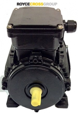 RCG alloy D63 0.09kW 6p TEFC F B3 foot mount 415/3/50 IP55 - 11mm shaft