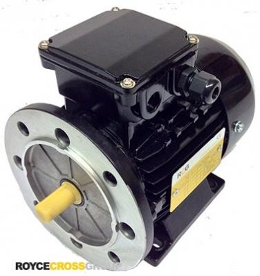RCG Alloy D63 0.12kW 6P B35 TEFC Foot Flange Mount 415/3/50 IP55 Electric Motor