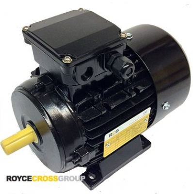 RCG Alloy MS71 0.18kW 6P TEFC F B3 Foot Mount 415/3/50 IP55 Electric Motor 14mm